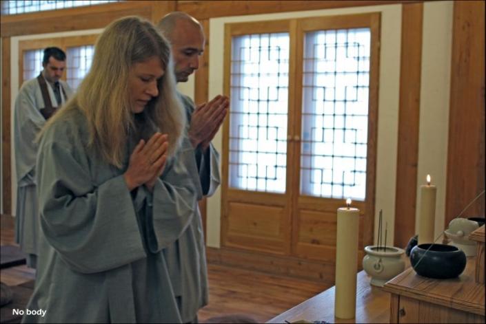 טקס בודהיסטי