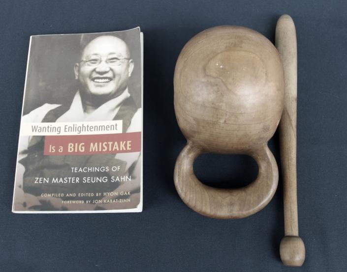 מוקטק וספר של זן מאסטר סונג סאן