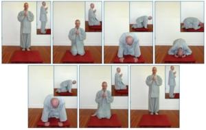 מדיטציה קידות