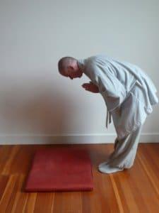 מדיטציה בתנועה קידות זן